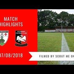 GOALS: Northwood FC V Aylesbury FC