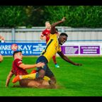 HIGHLIGHTS | Tadcaster Albion 0-1 Ossett United