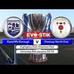 Radcliffe Borough v Glossop North End 06/01/18
