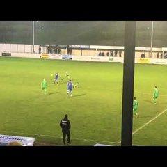 Frickley Athletic 3 Vs 2 Loughborough Dynamo - Goals - 8/12/18