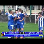 #FAVase Worcester City v Long Eaton Utd