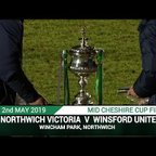 [NVTV][MID CHE CUP FINAL] Northwich Victoria Vs Winsford United [HIGHLIGHTS]