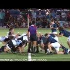 Okapi Wanderers Rugby FC U17  vs West Pines Rugby 02 16 2018