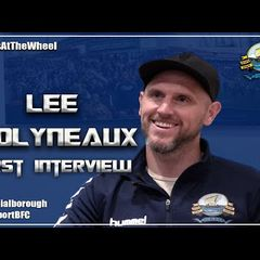 "MANAGER INTERVIEW: Lee Molyneux - ""We can really push on this season"""