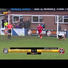 A Rhys Tyler own goal was the difference against Truro City