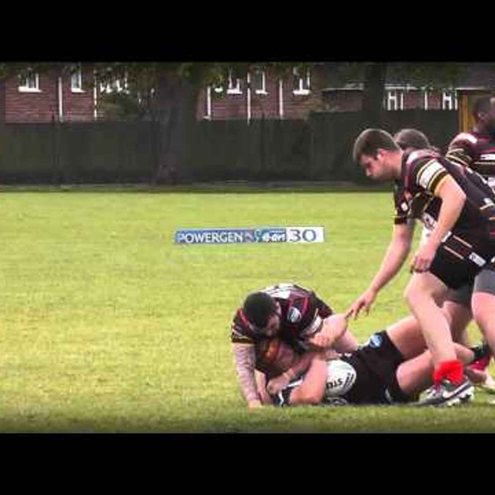 Dragons 1st grade v West Warriors 2nd May 2015