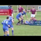 Tennent's Premiership & National League 1 Highlights | Round 14