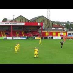 Banbury United Women 2 Milton Keynes City Res 1 - 1 Oct 2017- The Goals