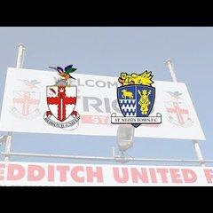 MatchDay Revealed | Redditch Utd 2-2 St. Neots