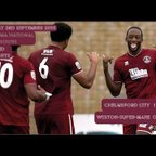 Highlights - Chelmsford City vs Weston-super-Mare