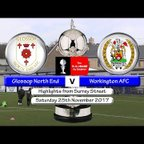 Glossop North End v Workington AFC 25/11/17