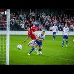 Salford 1-2 Bury goals - Pre-season 2017/18