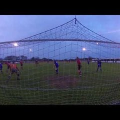 GOAL CAM: Squires Gate 3-2 Abbey Hey