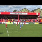 Banbury United 3 Frome Town 4 - 9th Sep 2017 - Match Highlights