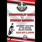 STANNINGLEY SARLC V STANLEY RANGERS  16/04/2016