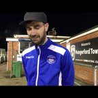 INTERVIEW - Matt Paterson after Hungerford Town