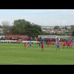Banbury United 2 Thatcham Town 0 - FA Cup 16 Sep 2017 - The Goals