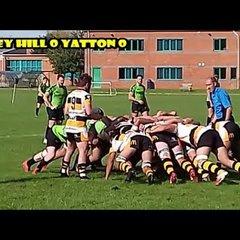 Coney Hill RFC v Yatton RFC (Tribute Western Counties North, 2017/18)