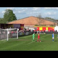 Banbury United v Kettering Town - 22nd April 2017 - Match Highlights