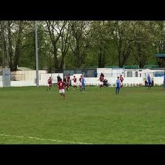 BFCvPBTFC Goal 1 James Budden