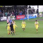 TONBRIDGE ANGELS VS STAINES TOWN - Match Highlights 13/02/2016