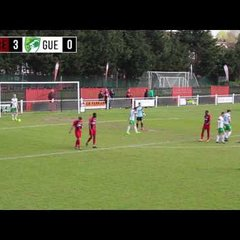 MATCH HIGHLIGHTS: Greenwich Borough vs Guernsey FC