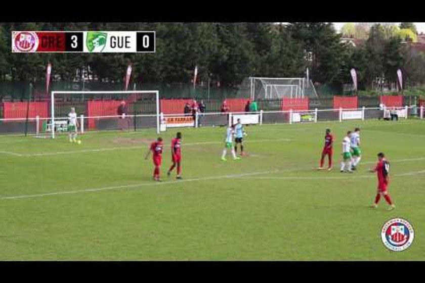 MATCH HIGHLIGHTS: Greenwich Borough vs Guernsey FC