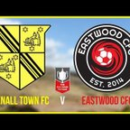 Hucknall Town vs Eastwood Community FC | FA Vase 2nd Round - 23rd Sept 2017