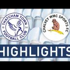 Thatcham Town Development vs Chalvey Sports Reserves | Highlights