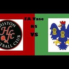 [NVTV] [FAVASE] Histon FC v Northwich Victoria [HIGHLIGHTS]