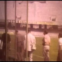 Bangor City v Napoli, Cup Winners Cup 1962 Ken Birch own footage