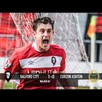 Sam Walker's winner against Curzon Ashton!