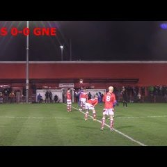 WORKINGTON REDS VS GLOSSOP NORTH END FA TROPHY MATCH DAY HIGHLIGHTS!!!