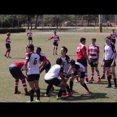 Okapi Wanderers High School vs Boca Raton 02/04/17 at Don Estridge High School