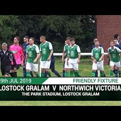 [NVTV][PRESEASON] Lostock Gralam Vs Northwich Victoria [HIGHLIGHTS]