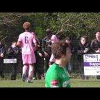 Panutche Camara vs Burgess Hill Town, Ryman League Premier Division, 15/04/17