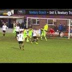 Nicholas Bignall makes it 2-1 | Oxford City | National League South | 06.01.18