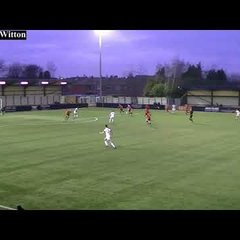 The Goals v Witton Albion 19th January 2019 League