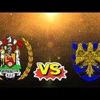 WORKINGTON REDS VS CONSETT AFC MATCHDAY HIGHLIGHTS!!!