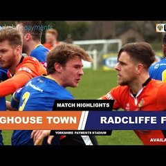 27/01/28 - Brighouse Town 0-1 Radcliffe FC