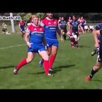 Gloucestershire Warriors v Bath Rugby League (West of England Plate Semi-Final 2017)
