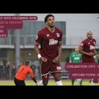 Highlights - Chelmsford City vs Hitchin Town (FA Trophy)
