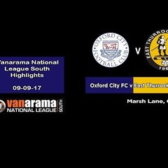 VIDEO | Oxford City 3-3 East Thurrock Utd
