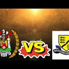 WORKINGTON REDS VS BASFORD UNITED MATCH DAY HIGHLIGHTS!!!