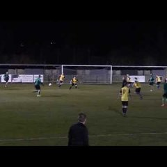 Welling Town FC 3RD Goal Vs SC Thamesmead FC Res - West Kent Challenge Shield Quarter Final 2017/18