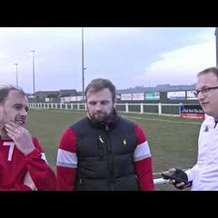 Penistone Church - Post Match Interview