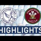 Thatcham Town Development vs Virginia Water Development | Highlights