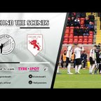 BEHIND THE SCENES: Gateshead vs Colne (Emirates FA Cup)