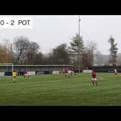 AFC Sudbury vs Potters Bar Town Highlights - 17/03/18