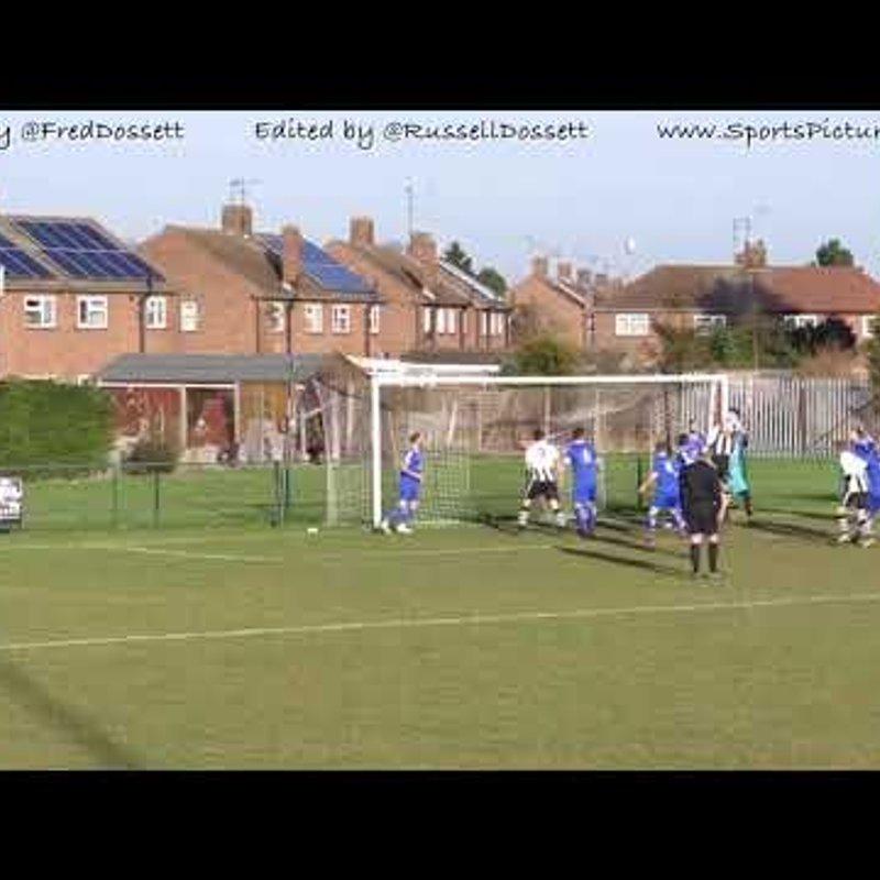VIDEO HIGHLIGHTS: Star vs Yaxley (0:3) by Russell Dossett
